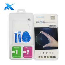 "Leagoo M5 glass tempered Film Screen Protector 9H Explosion Proof Scren For Leagoo M5 5.0"" Mobile Phone"