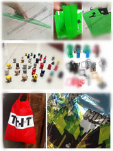 Minecraft  Party Supplies Minecraft paper plates Minecraft Balloons Gift Bag Toys