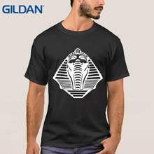 Exclusive Egypt Sphinx Mystery Mummy Totem White Black Tee Shirts Replica Leisure Euro Size S-3xl Adult T Shirt(China)