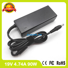 19V 4.74A 90W laptop ac adapter API1AD43 charger Toshiba Satellite L550 L555 L555D L55-B L55D-B L55Dt-B L55T - Gexinto Technology LTD store