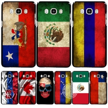 slovak mexico canada chile colombia flag cover phone case for Samsung Galaxy J1 J2 J3 J5 J7 MINI ACE 2016 2015
