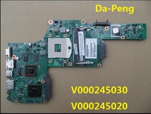 V000245030 For Toshiba L635 L630 laptop motherboard V000245020 100%Tested in good working condition