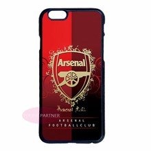 Arsenal Football Club Shell Housing Cover Case for Samsung Galaxy Note 3 4 5 S3 S4 S5 Mini S6 S7 Edge Plus