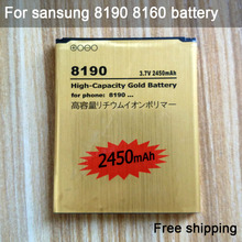 Hot sell Golden Replacement Battery EB425161LU for Samsung Galaxy S3 mini I8160 8190 ace 2 battery