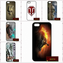 Conqueror World of Tanks Phone Cases Cover For iPhone 4 4S 5 5S 5C SE 6 6S 7 Plus 4.7 5.5    AM0206