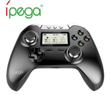 IPEGA PG-9063 Smart Bluetooth Game Controller Gamepad For Smartphone For iOS Android For Windows Game Playing Ergonomic Design(China)