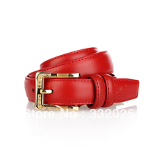 C&C Market.Free Shipping.cow leather belt.brand waist.genuine leather.top fashion belts.classic design waistbands