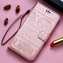 KISSCASE Case For iPhone 6 6s 5S Case Girly Flower Leather Wallet Cover For iPhone 5 SE 6 6S 7 Plus Cover Card Holder Coque(China)