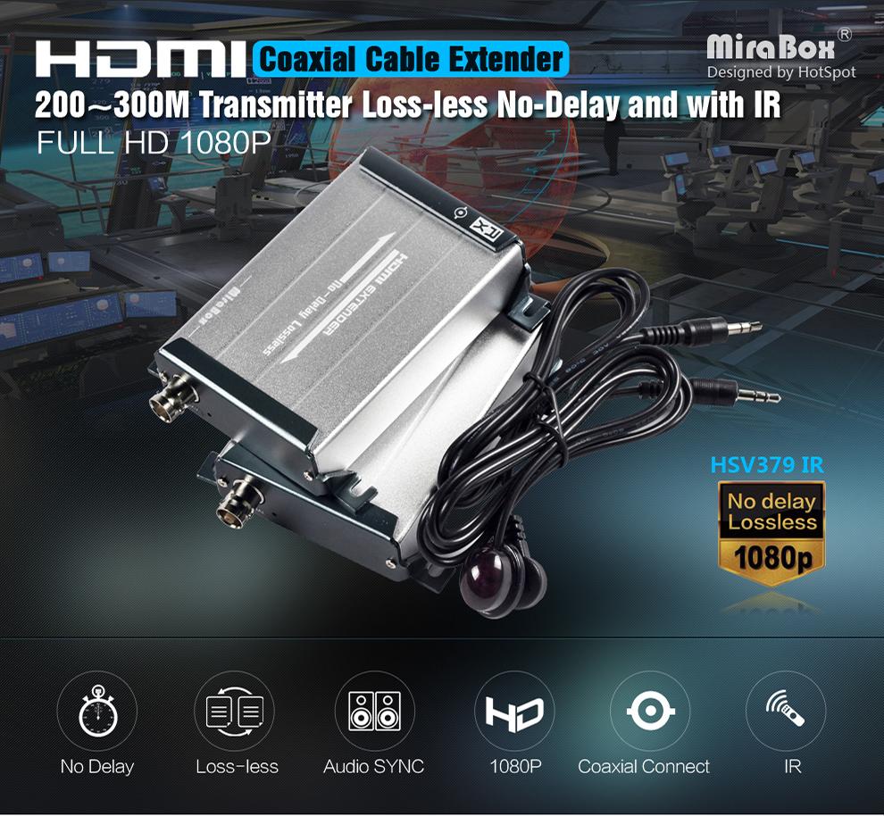 HDMI Extender 379IR-1