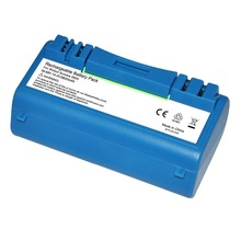 New Battery for iRobot SCOOBA 5900 5800 5832 5910 5920 5930 5940 5950 5999 6050 340 350 380 390 5806 385,38504 34001 5910