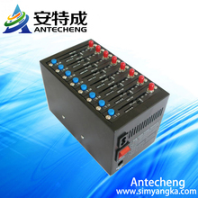 Factory USB bulk sms 8 port gsm modem wavecom 8 sim card gsm sms modem pool by Antecheng(China)