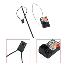 F01814 Flysky FS-GR3E 3 Channel 2.4G GR3E Receiver with Failsafe GT3B GR3C Upgrade for RC Car Truck Boat GT3 GT2 Transmitter FS(China)