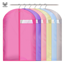luluhut color cloth cover bag with zipper garment dust Cover Dust Bag Coat Storage Bag Protector cloth Bag Protective Cover