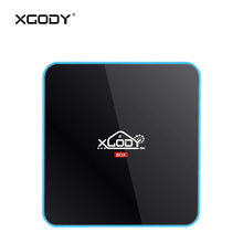 Buy XGODY R Box Smart TV Box Android 7.1 Nougat Amlogic S912 Octa Core 3GB DDR4 RAM 16GB eMMC ROM Kodi Media Player 4K TV Receiver for $73.94 in AliExpress store