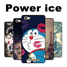 Highscreen power ice Case Cover TPU Black Soft Case For Highscreen power ice Cover Case Painting Highscreen ice power Case Cover