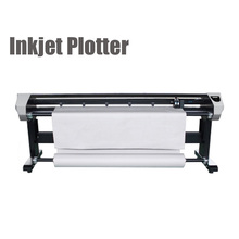 1PC Ink jet plotter , 1800MM Clothing CAD inkjet machine,Sample printer with drawing speed 80m2/ h