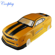 1/10 RC car Chevrolet Camaro accessories/parts1:10 RC car body shell