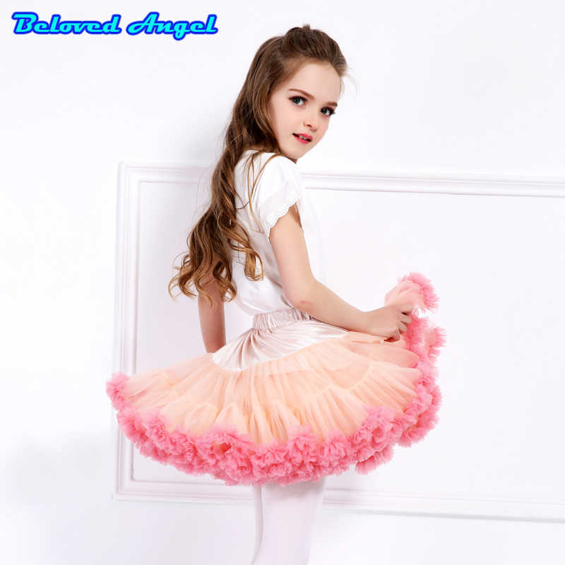 7048db131 Detail Feedback Questions about 2019 Kids Fluffy Tutu Skirt Girl ...