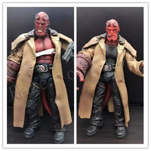 Wounded Hellboy 6'' PVC New Box Model Action Figure Toys