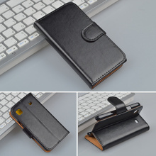Luxury Crazy horse Leather Flip Stand Case For Samsung Galaxy SL i9003 GT-I9003 Cover with Card Holder 4 Colors