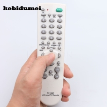 kebidumei Universal TV Remote Control Controller Super Version For TV Television TV-139F Multi-functional TV Remote Control(China)