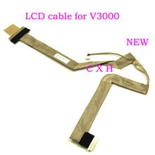 New LCD Screen Video Cable for HP V3000 DV2000 V3700 V3500 50.4S415.002 50.4S413.001(China)