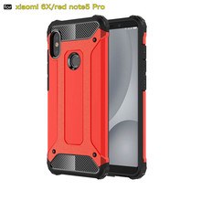 "Buy A.spanice Redmi Note 5 Case Hybrid Durable Shield Armor Rugged Shockproof Back Cover Xiaomi Redmi Note 5 Pro Case 5.99"" for $2.62 in AliExpress store"