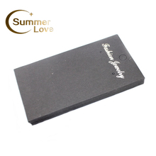 New Arrival Hot Sales Jewelry Cards  Newest Design Black Color Earrings Card Jewelry Tags Packing Card 200Pcs/Lot  (KP6)