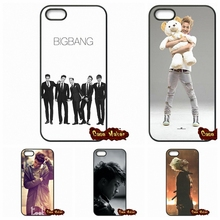 K-POP Bigbang G-Dragon Phone Case Cover For iPhone 4 4S 5 5C SE 6 6S 7 Plus Galaxy J5 A5 A3 S5 S7 S6 Edge