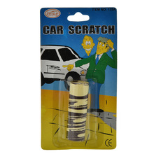 1 PCS Funny April Fool Joke Trick Fake Car Scratch Novelty Funny Gags Trick Toy Practical Jokes Toy Hot Sale(China)