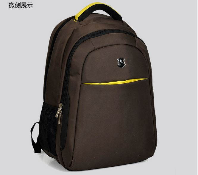 New man waterproof travel camp backpack fashion 14 15 inch laptop  business backpack mens gift  free shipping<br>