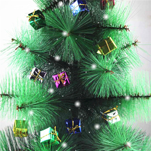 Gift Box 12PCS Fashion Christmas Tree Ornaments Decorations Foam Wholesale Festival Hanging Ornaments Home Decoration N22
