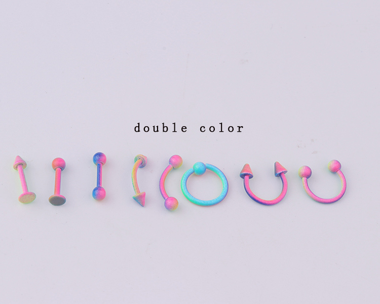 double color