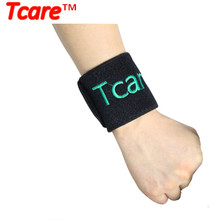 1Pair Tcare Health Care Wrist Brace Support Tourmaline Self-Heating Far Infrared Magnetic Therapy Wrist Pad Wrist Protector(China)