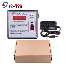New Arrival CARTOOL Car IR Infrared Remote Key Frequency Tester (Frequency Range 100-1000MHZ) Free Shipping