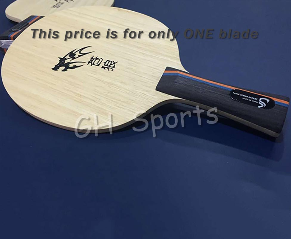 Sword Wolf Table Tennis Blade for PingPong Racket<br>