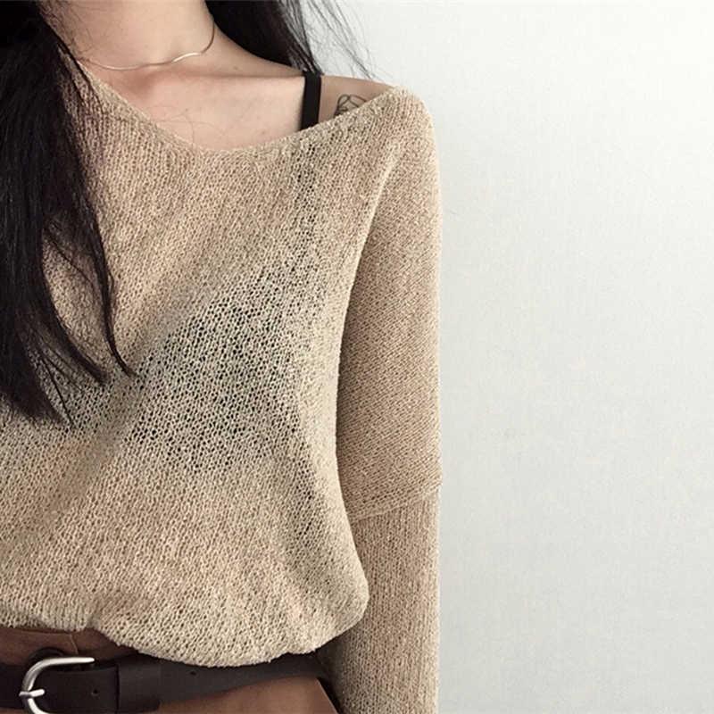 тонкий свитер купить