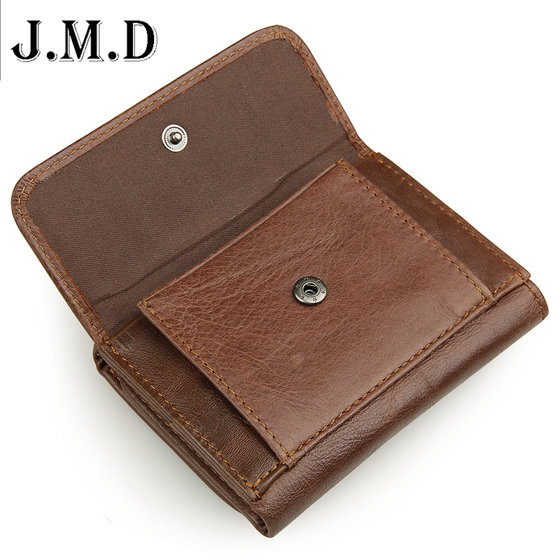 New arrival genuine leather men wallets Retro High-quality Multi card short wallet Mens Cow Leather RFID Card Holder<br><br>Aliexpress
