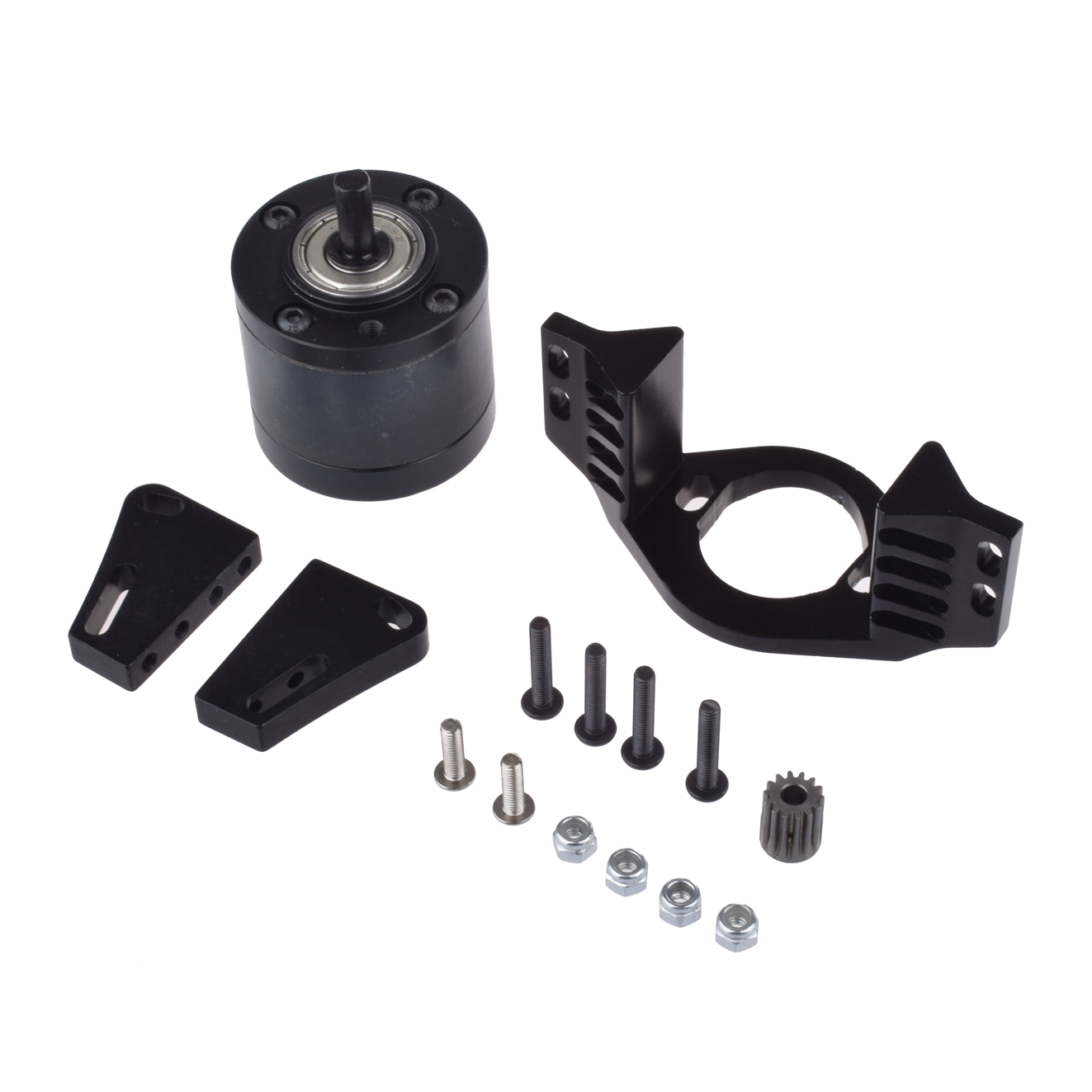 1set Metal Gearbox 1:5 Planetary Gear Box for 1/10 RC Crawler D90 Axial Tamiya Truck<br>