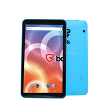 7 inch IPS screen 1GB+8GB Anroid 6.0 RK3126 Quad Core 1024*600 Dual cameras WiFi G-Sensor Tablet Pc(China)