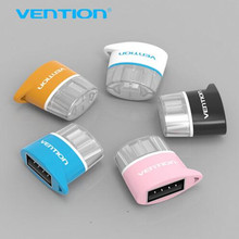 VENTION Fun mini Micro USB OTG Hug Converter Camera Tablet MP3 OTG Cable Adapter for Samsung Galaxy S3 S4 Sony LG Microusb OTG