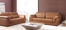 cow genuine/real leather sofa set living room sofa sectional/corner sofa set home furniture couch/ 2+ 3 seater