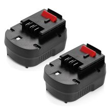 2pcs Powerextra 2000mAh 12v Ni-cd Replacement Battery For BLACK & DECKER Power Tools A1712 A12 BD1204L FS1200D A12EX(China)
