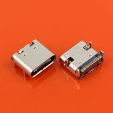 1x 16P 16 Pin USB 3.1 Female socket Connector for repair mobile camera MP3 MP4 MP5 Phone, Tablet PC Netbook etc.