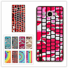 For Samsung Galaxy Note 2 3 4 5 S3 S4 mini S5 S5mini S6 S6edge S7 S7edge computer keyboard Hard plastic case cover Free shipping(China)