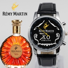 DHL free 100pc,Fashion France Remy Martin XO limited edition three eye quartz watch fror ladies Women Men watches(China)