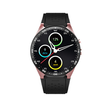 Symrun kw88 Android 5.1 Smart Watch 512MB + 4GB Bluetooth 4.0 WIFI 3G Smartwatch Phone Wristwatch Support Google Voice GPS Map