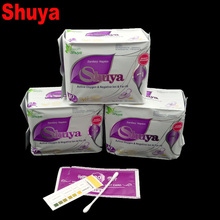 3 pack menstrual pad anion sanitary pads feminine hygiene Product cotton sanitary napkin Health shuya anion love panty liner