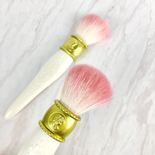 Les Merveilleuses maquiagem Makeup Brushes artist powder Foundation contour tool Court Princess limited Beauty Blogger Recommend(China)