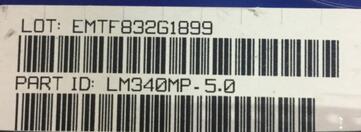 50pcs/lot LM340MP-5.0 LM340  SMD SOT223<br>